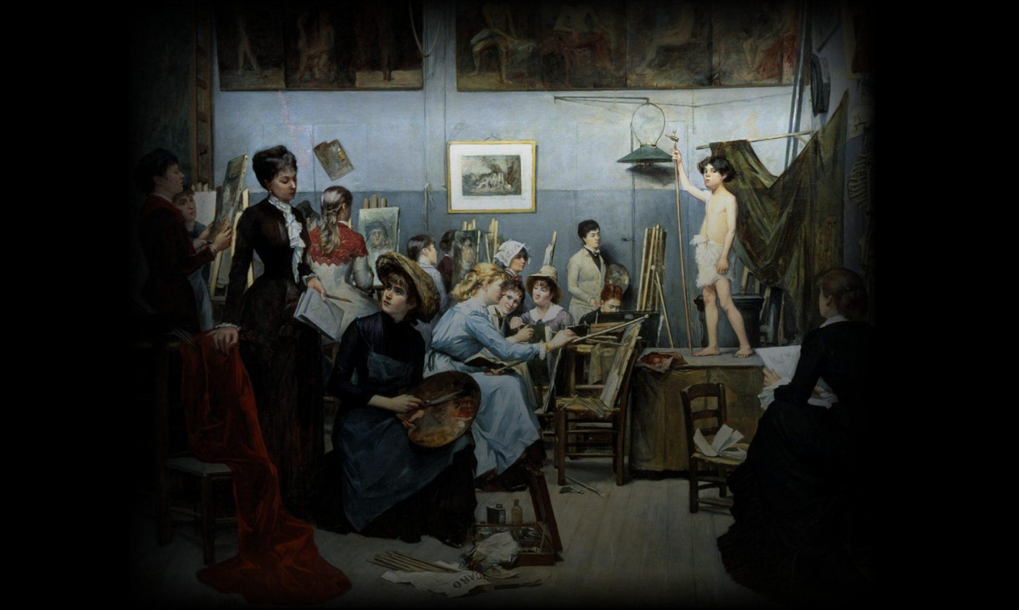 Las mujeres y el universo de las artes, una narración todavía incompleta